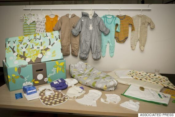 Baby Box Canada: Finland's 75-Year Tradition Is Coming
