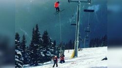 100 Skiers, Snowboarders Rescued From Broken Lift In