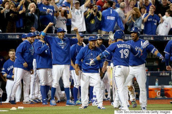 Toronto Blue Jays Are Canada's 2015 Team Of The
