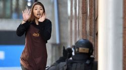 WATCH: The Moment Hostages Flee