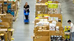 Amazon Says It Broke Records For 2-Hour Shipping On Dec.
