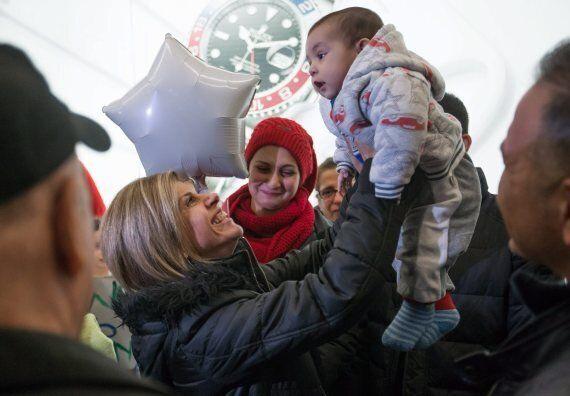 Alan Kurdi's Relatives Arrive In B.C. As Syrian