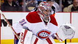 Carey Price Voted Canada's Male Athlete Of The