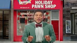 This Skittles Pawn Shop Will Trade Holiday Gifts For