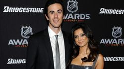 Canucks Goalie, 'Hockey Wives' Actress Welcome