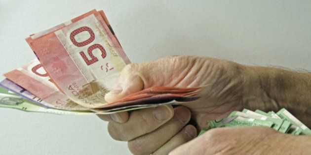 Loonie 'Will Remain In Crash Position':