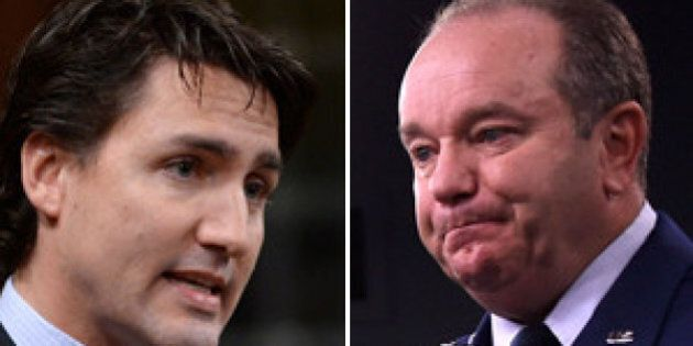 NATO Gen. Philip Breedlove Echoes Justin Trudeau On 'Root Causes' Of
