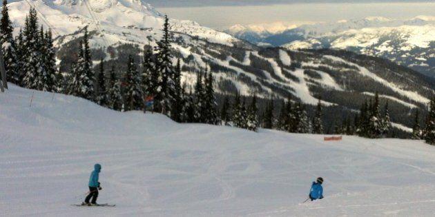 Whistler Blackcomb Skier, 18, Dies On