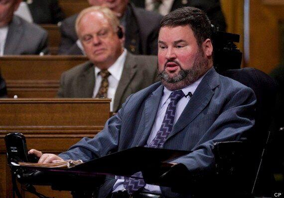 Steven Fletcher, Former Tory MP, Running In Manitoba's Provincial