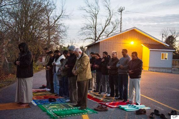 Peterborough Mosque Hit By Arson Following Paris Attacks