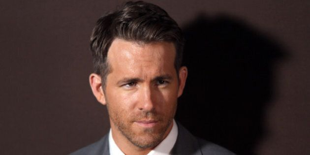 Actor Ryan Reynolds poses for a portrait for the film Captives at the 67th international film festival,...