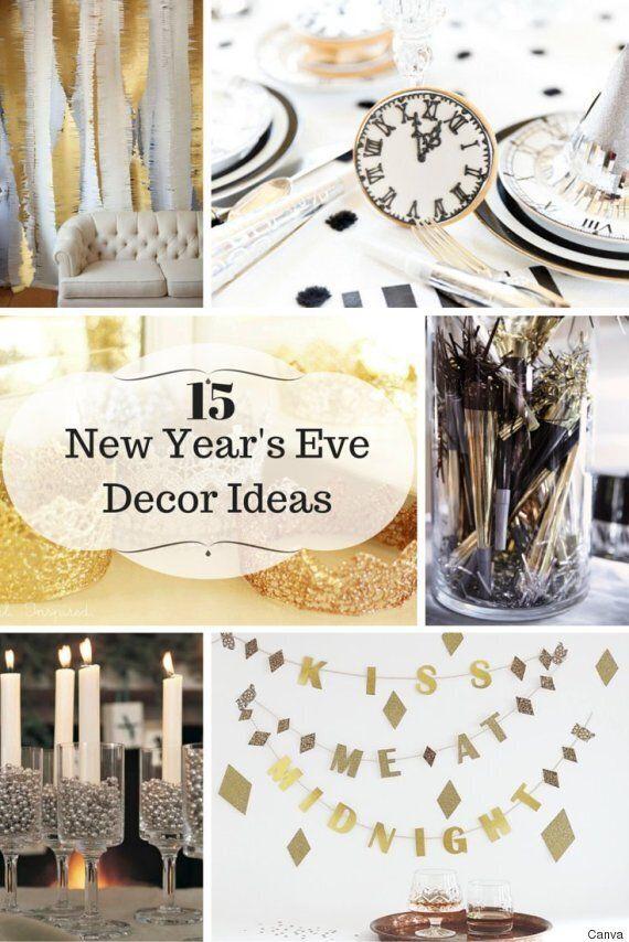 15 New Year's Decor