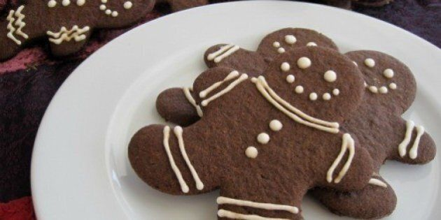 Christmas Cookie Recipes: 20 Easy Gingerbread
