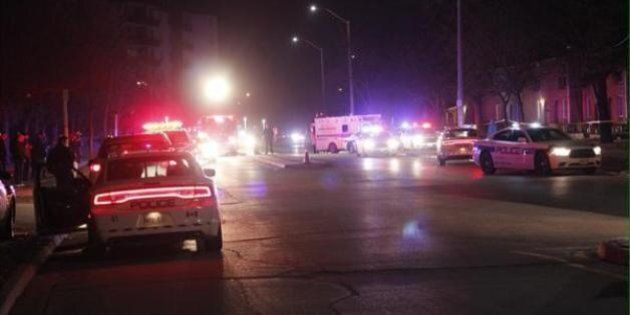Mississauga Shooting: Peel Police Officers Wounded, Civilian