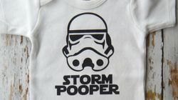 Cutest Star Wars Onesies This Side Of The