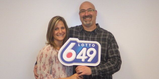 Airdrie Couple Wins $14.5 Million In Lottery Thanks To Their Messy