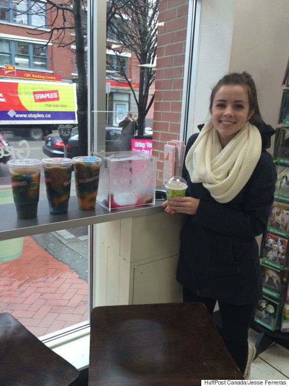 7-Eleven's 'Bring Your Own Cup Day' Was Taken To The Extreme In