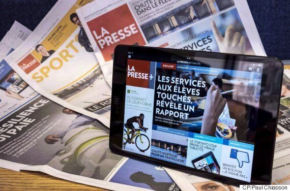 Canada's Newspapers, Magazines To See Advertising Money 'Drop Steadily' From Print Media To Digital: