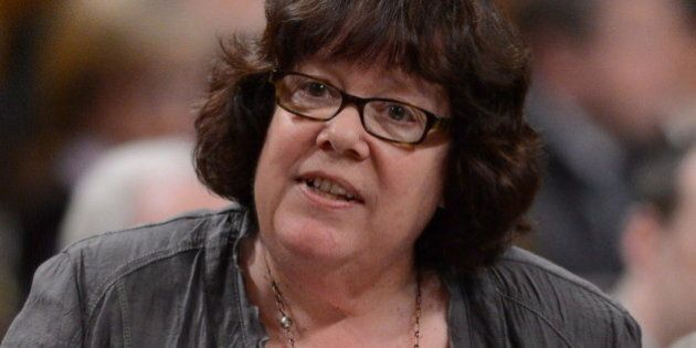 Libby Davies, NDP Deputy Leader, Won't Run Again In