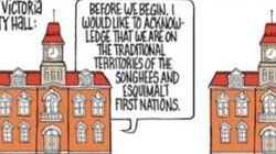 Victoria Newspaper Cartoon Accused Of Being