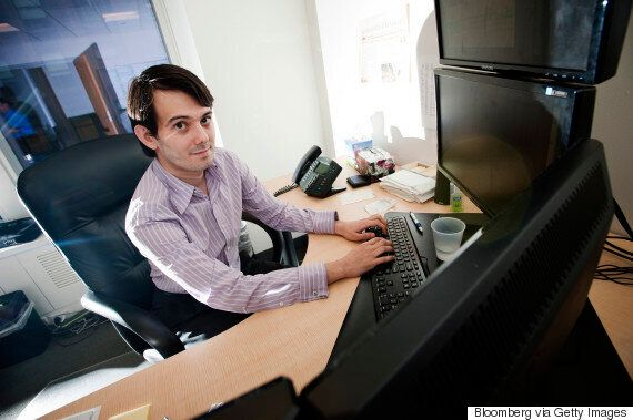 Martin Shkreli Fired By KaloBios After Arrest, Faces Security Fraud