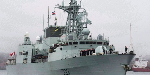 Canadian Navy Bans Booze Consumption At Sea After