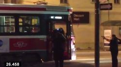 Passenger Says She Thought Sammy Yatim Was Attacking Her