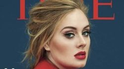 Adele Rounds Out 2015 By Covering Time