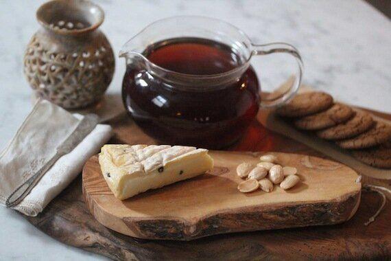 Sweet And Savoury Tea And Food