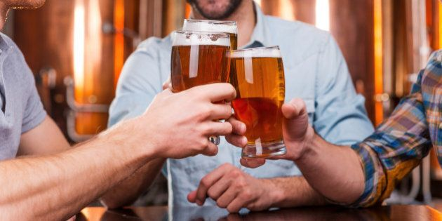 B.C.'s Alcohol Consumption On The Rise Again, Says UVic