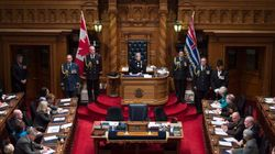 B.C. Throne Speech Lacks Bold LNG