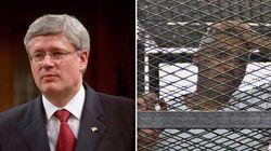 Harper Makes A Move In Fahmy