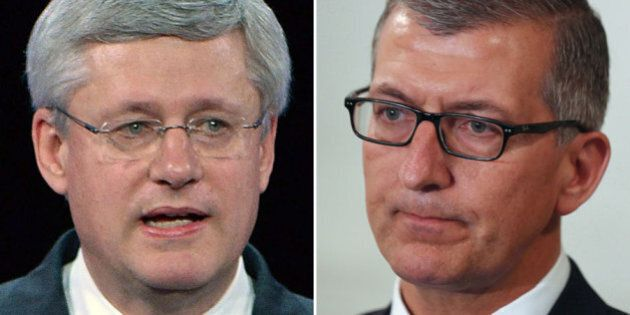 Paul Davis 'Cannot Trust' Stephen Harper, Says Rules For Fisheries Fund