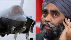 Sajjan Ducks F-35 Question..