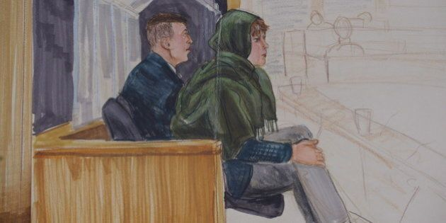 John Nuttall, Accused In B.C. Terror Case, Wanted Body Count Like 9/11, Trial