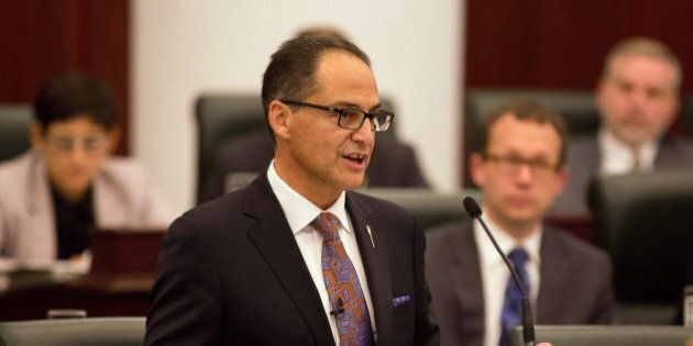 Joe Ceci Says NDP Initiatives May Be Delayed Due To Low Oil