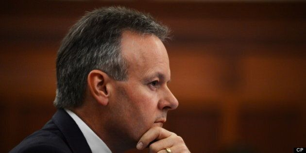 Stephen Poloz: I Wonder What The Banking System Looks Like In Star