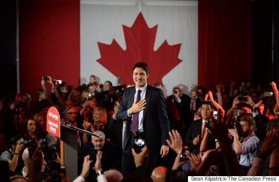 Justin Trudeau Named Canada's Newsmaker Of The