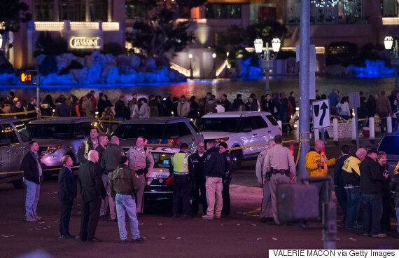 Las Vegas Crash: Canadians Among Dozens Injured After Driver Swerves Onto