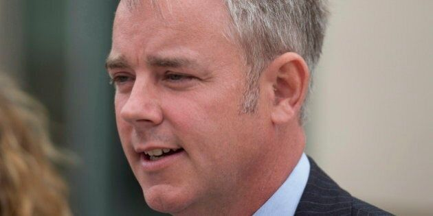 Dennis Oland Charged With Second-Degree Murder In Father's