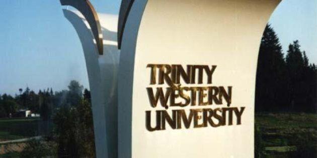 Trinity Western Law School Loses B.C. Government's