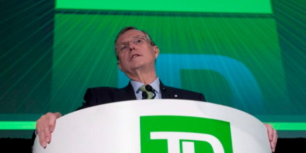 TD Bank CEO Ed Clark: I'm Paid Too Much, So I Give