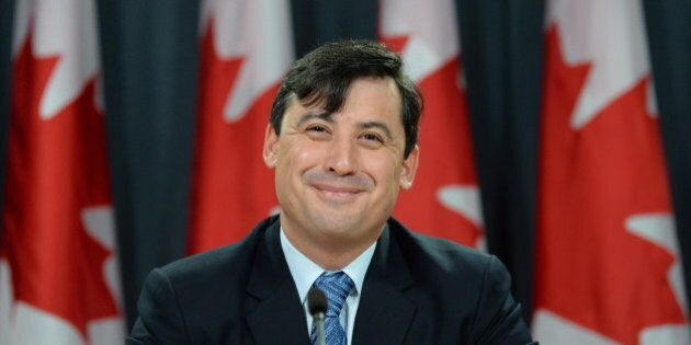 Michael Chong's Reform Act Clears Past Another