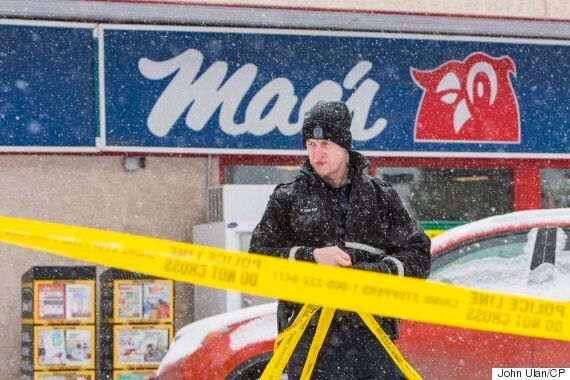 Edmonton Mac's Shootings: Teen Among Suspects Charged In Deadly