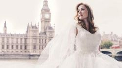 Meet The Stunning, Curvy Model In The Newest David's Bridal