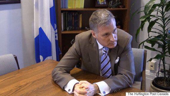 Maxime Bernier Preparing Bid For Conservative Party