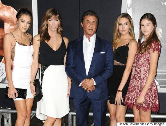 Sylvester Stallone's Daughters Are All Grown Up And