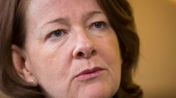 Alison Redford Breaks Her