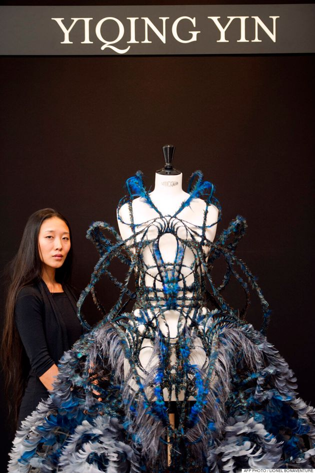 Yiqing Yin Becomes First Chinese-Born Haute Couture