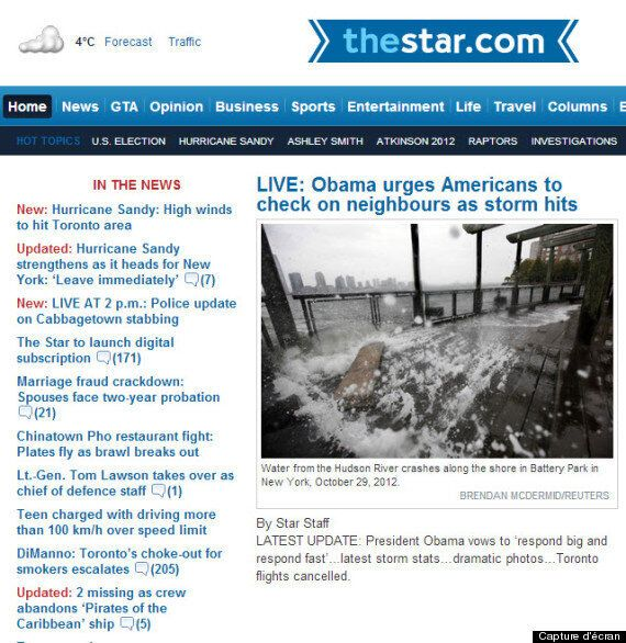 Toronto Star Comments: Experts Criticize Site For Squashing